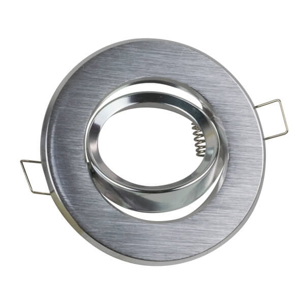 Spot de Alumínio de Embutir Redondo