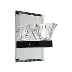 Arandela Cristal 1x3W Led Bivolt 6000K