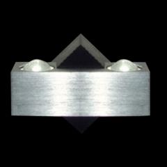 Arandela Modelo foco Led 2w