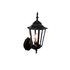 Lanterna Colonial Com Braço Bivolt