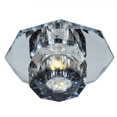 Spot  Cristal 3x 1w Led Bivolt