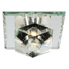 Spot Cristal Gelinho 3x 1w Led Bivolt